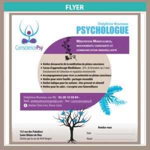 Flyer Conscience Psy