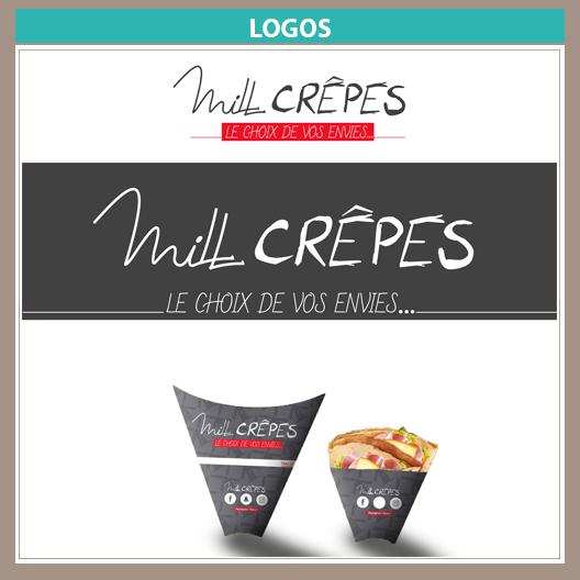logo Mill crêpes