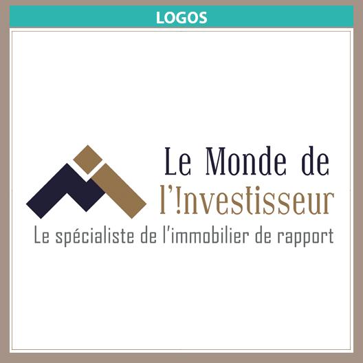 logo le monde de l'investisseur
