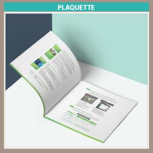 Plaquette Geogys