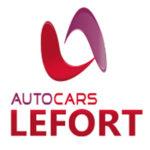 Logo Autocars Lefort
