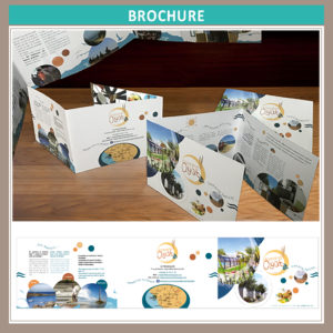 brochure Camping Domaine Oyat