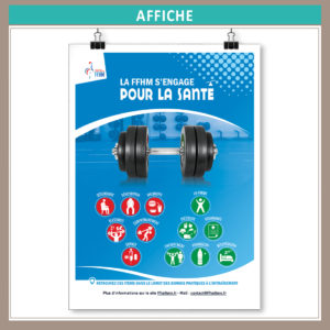 affiche-FFHM-prevention-dopage